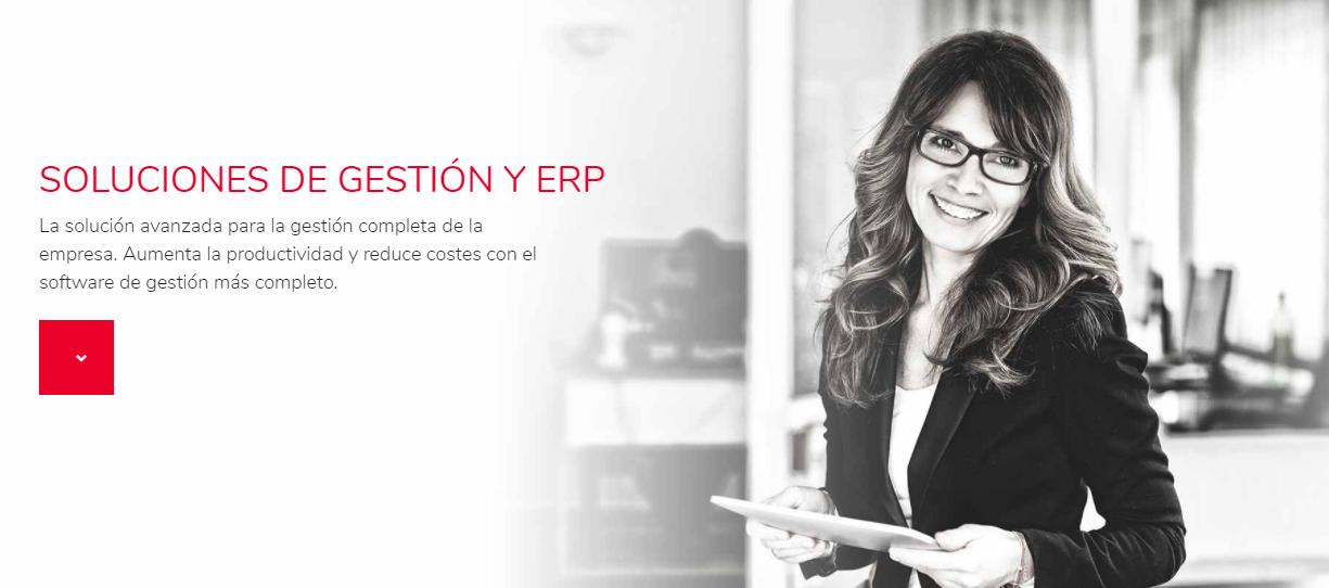 Soluciones de gestion y ERP