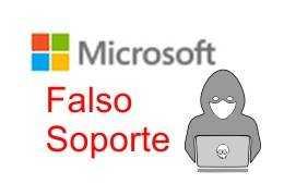 Vuelve la estafa del falso soporte de Microsoft